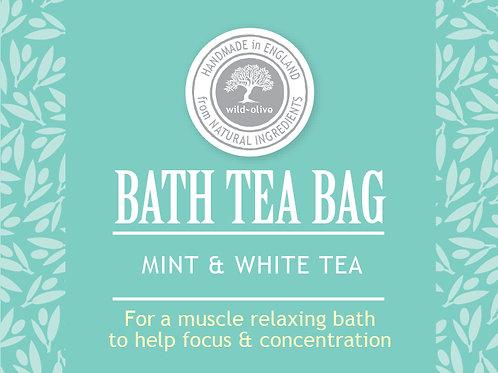 Mint & White Tea