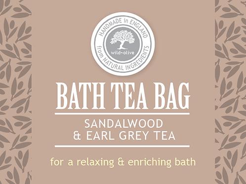 Sandalwood & Earl Grey Tea