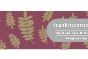 Frankincense & Oud Dotty Tin