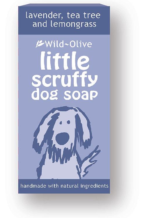 50g Little Scruffy Dog Soap