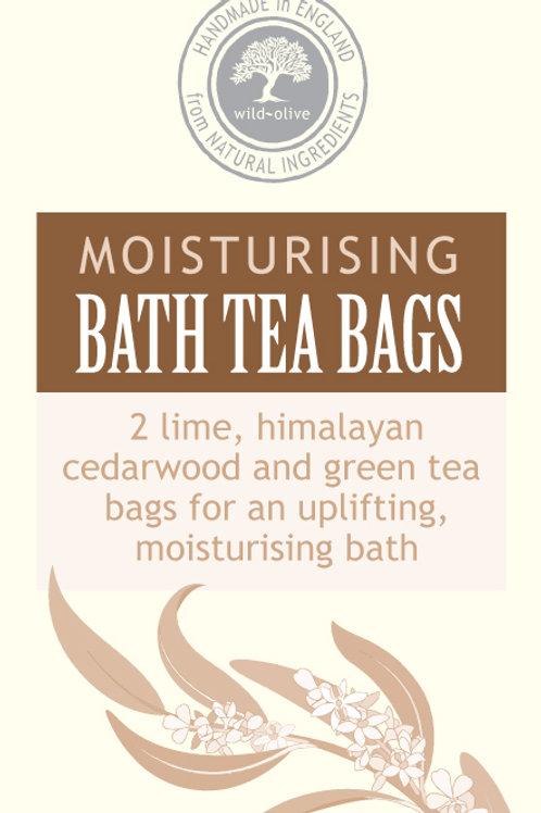 Moisturising Tea Bag Pouch