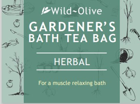 Gardeners Tea Bag