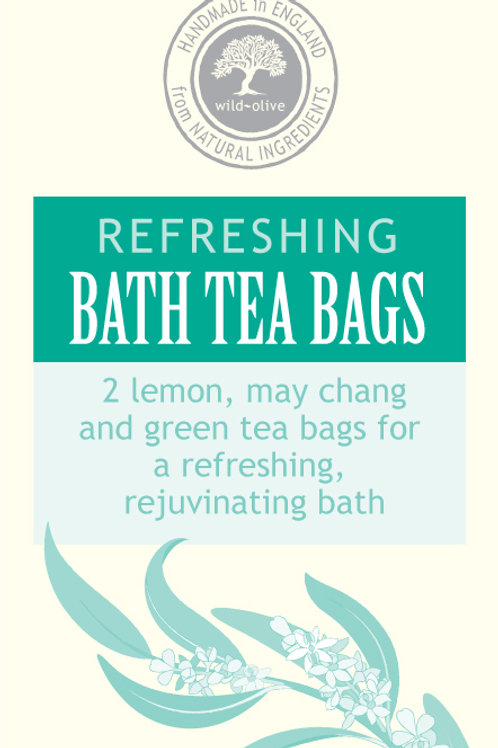 Refreshing Tea Bag Pouch