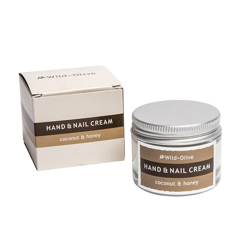 Coconut and Honey Hand Cream