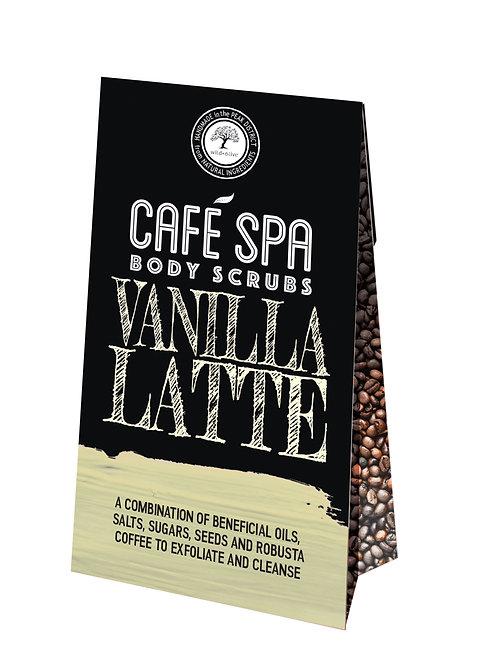 Vanilla Latte Scrub