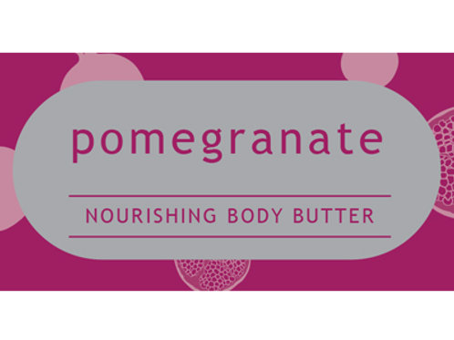 Pomegranite Body Butter