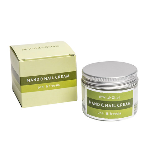 Freisa and Pear Hand Cream