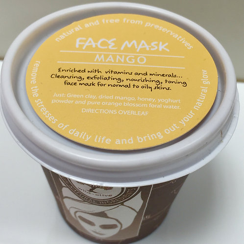 Mango Face Mask