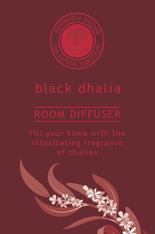 Black Dahlia Small Room Diffuser