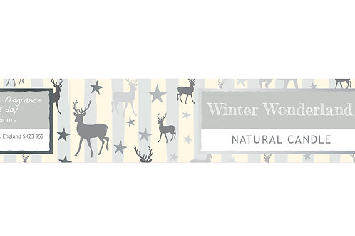 Winter Wonderland Small Dotty Tin