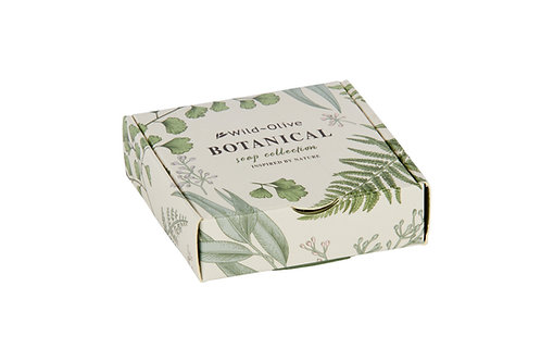 Four Botanical Soaps