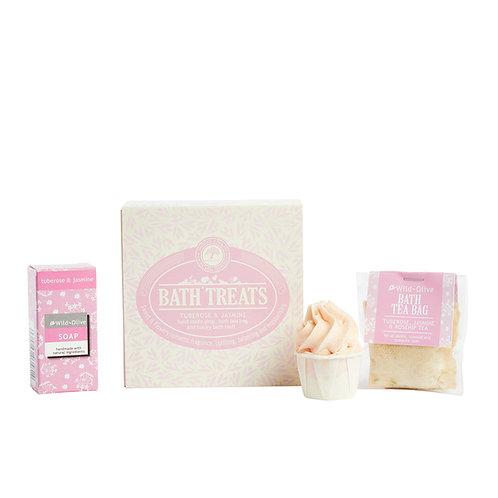 Bath Treats- Tuberose