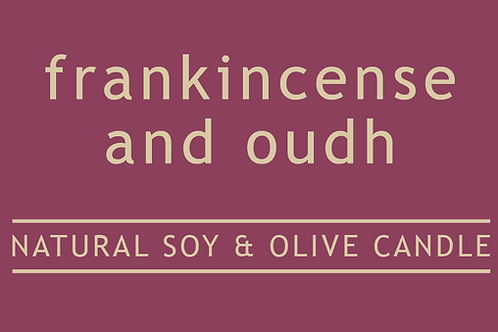Frankincense and Oudh