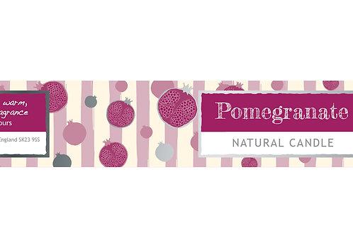 Pomegranate Small Dotty Tin