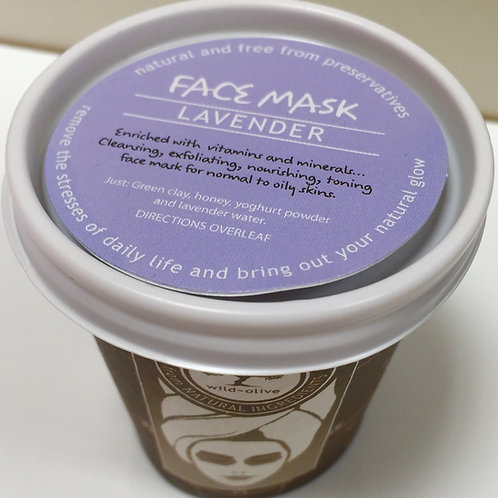 Pure Face Mask