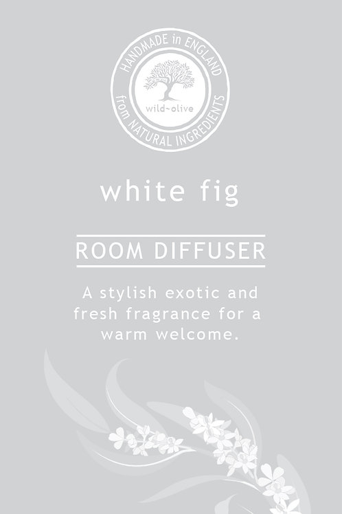 White Fig Small Room Diffuser