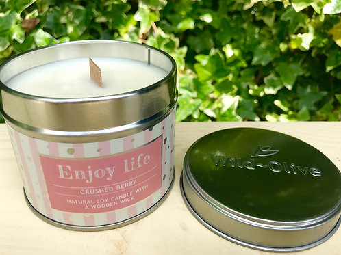 Enjoy Life Candle