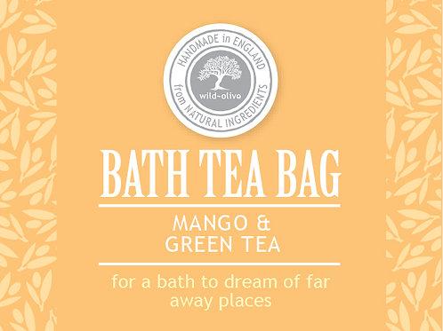 Mango & Green Tea