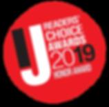 Readers-Choice-2019-honor-award-300x293.