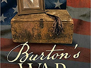 Burton's War is published!