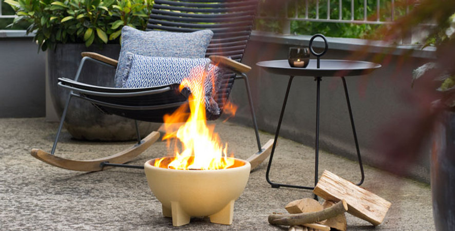 Brazier Classic with spacer