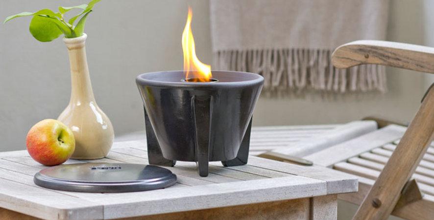 Waxburner Outdoor CeraLava + FREE Hood or FREE Lid