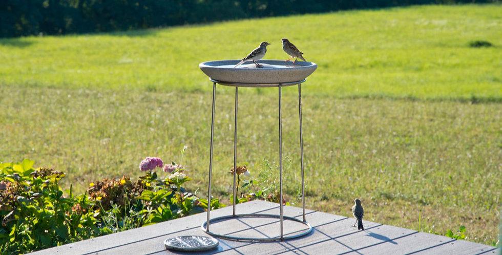 Stand for Bird Bath Granicium, stainless steel
