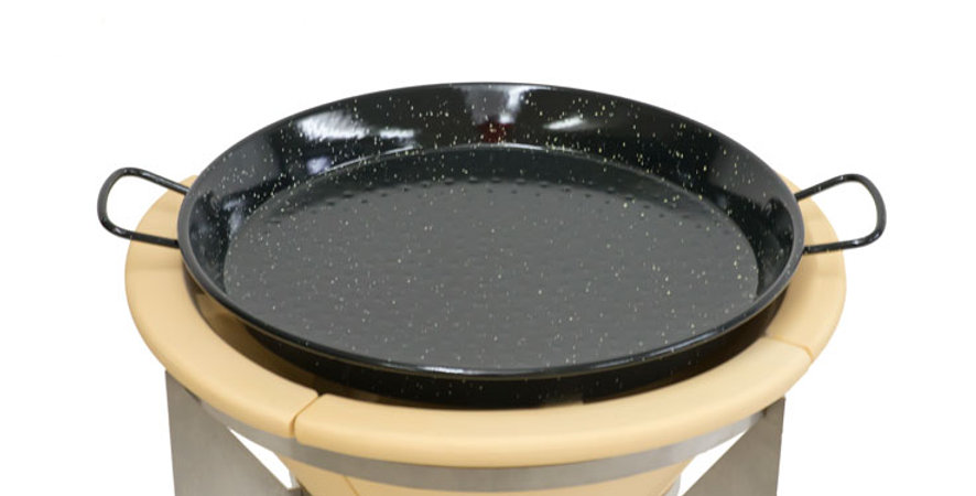 Comfy Brazier Frying Pan