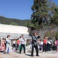 Presentación de Chi Kung por Pepa Hervás (Directora del Centro ALFA)