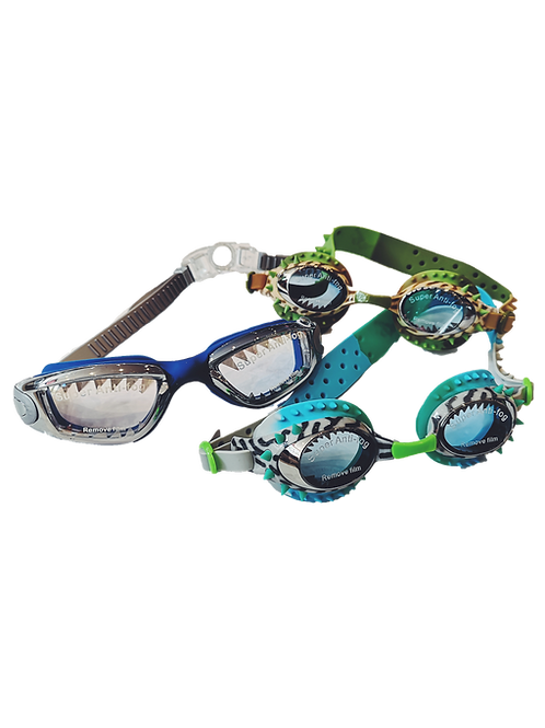 Dinosaur and Shark Goggles