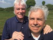 David Icke and Ted Mahr