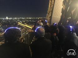 Visite Nocture - Tout Eiffel
