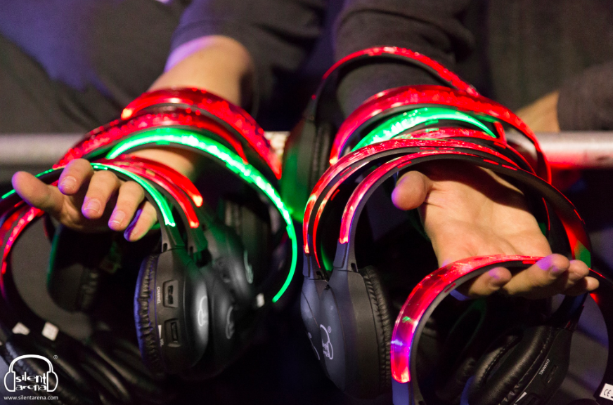 Our LED Headphones