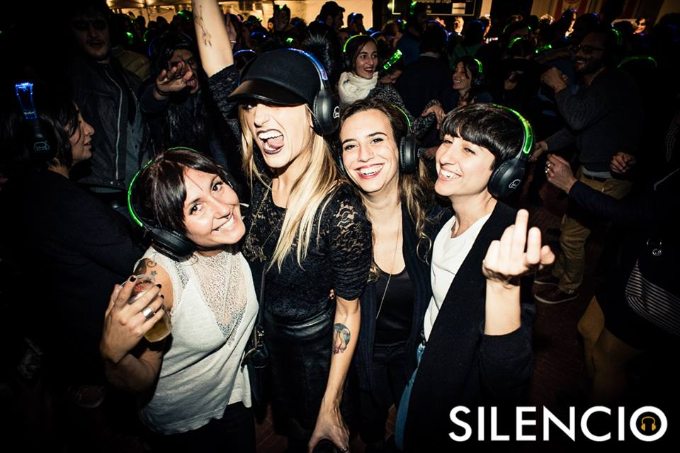 Silent Party Girl
