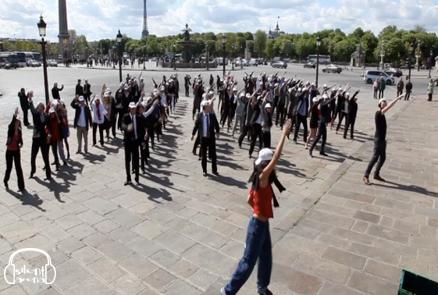 Flash Mob Entreprise