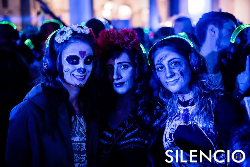 Silent Party Fun