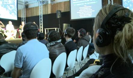 Conférence Traduction Simultanée