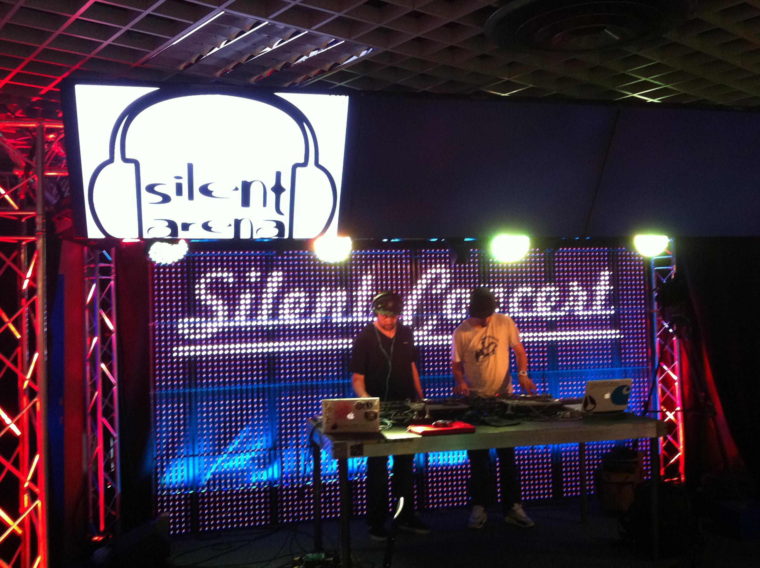 Silent Concert