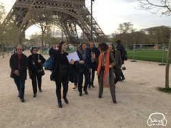 Visite Guidée Tour Eiffel