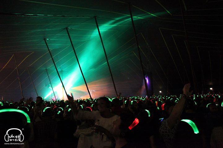 Soirée silencieuse Festival