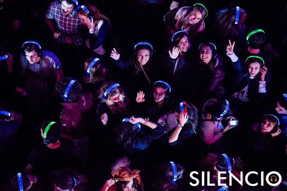 Soirée Silencio