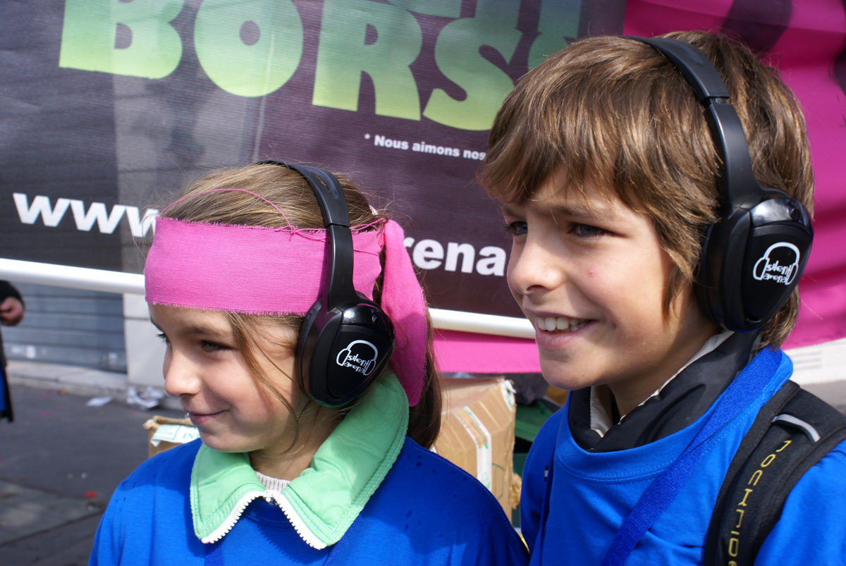 Silent Disco for Kids