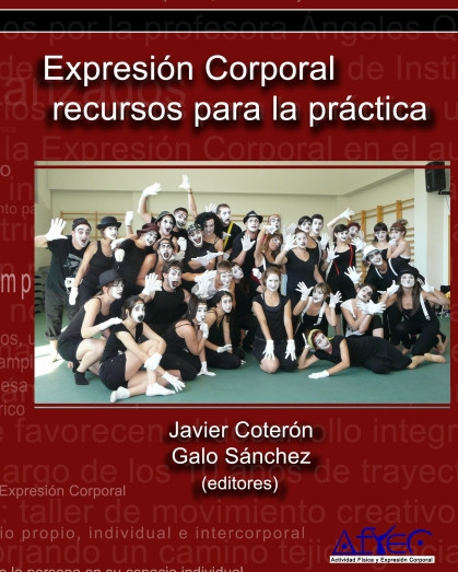 Expresión Corporal. Recursos para la práctica
