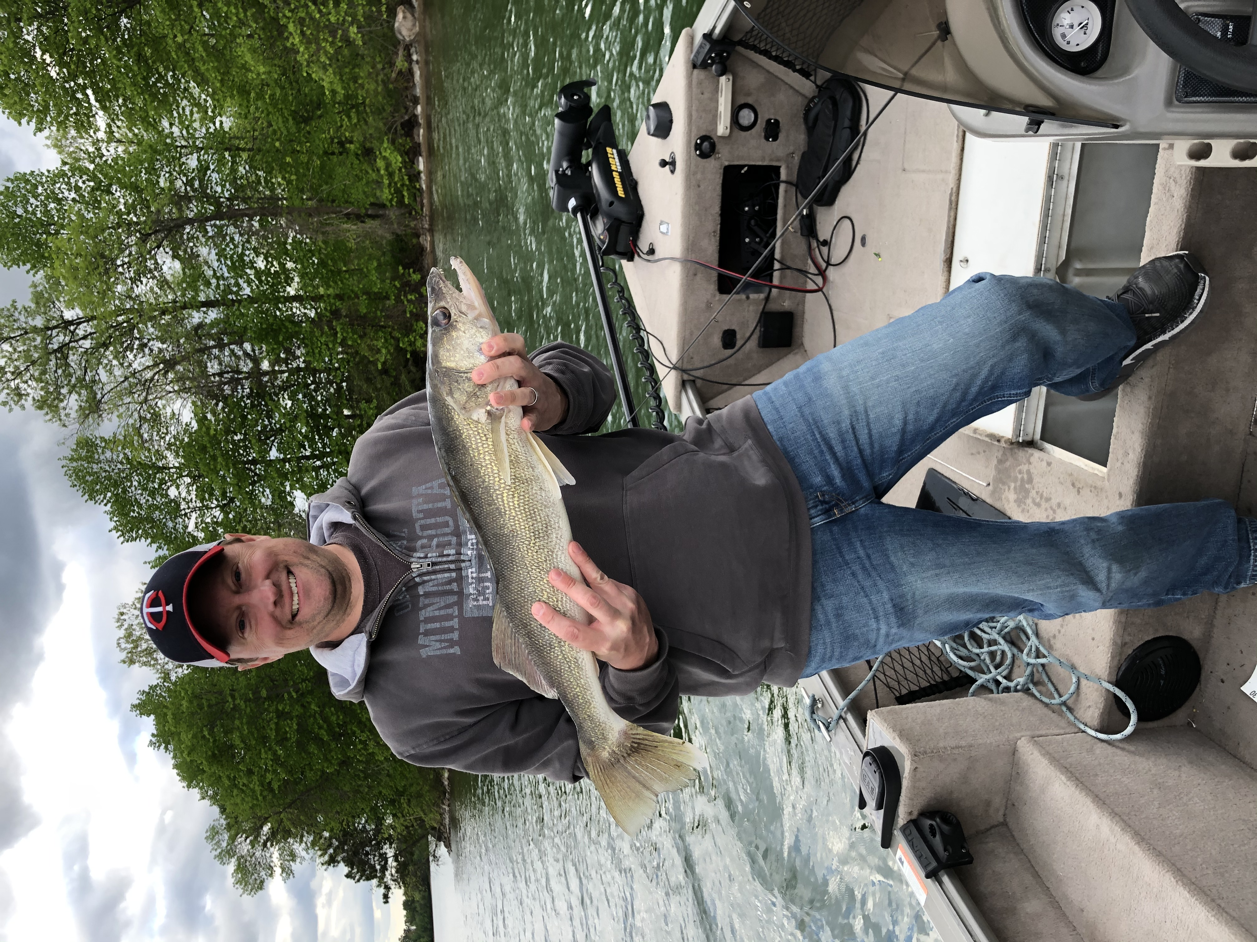 Dustin's Walleye