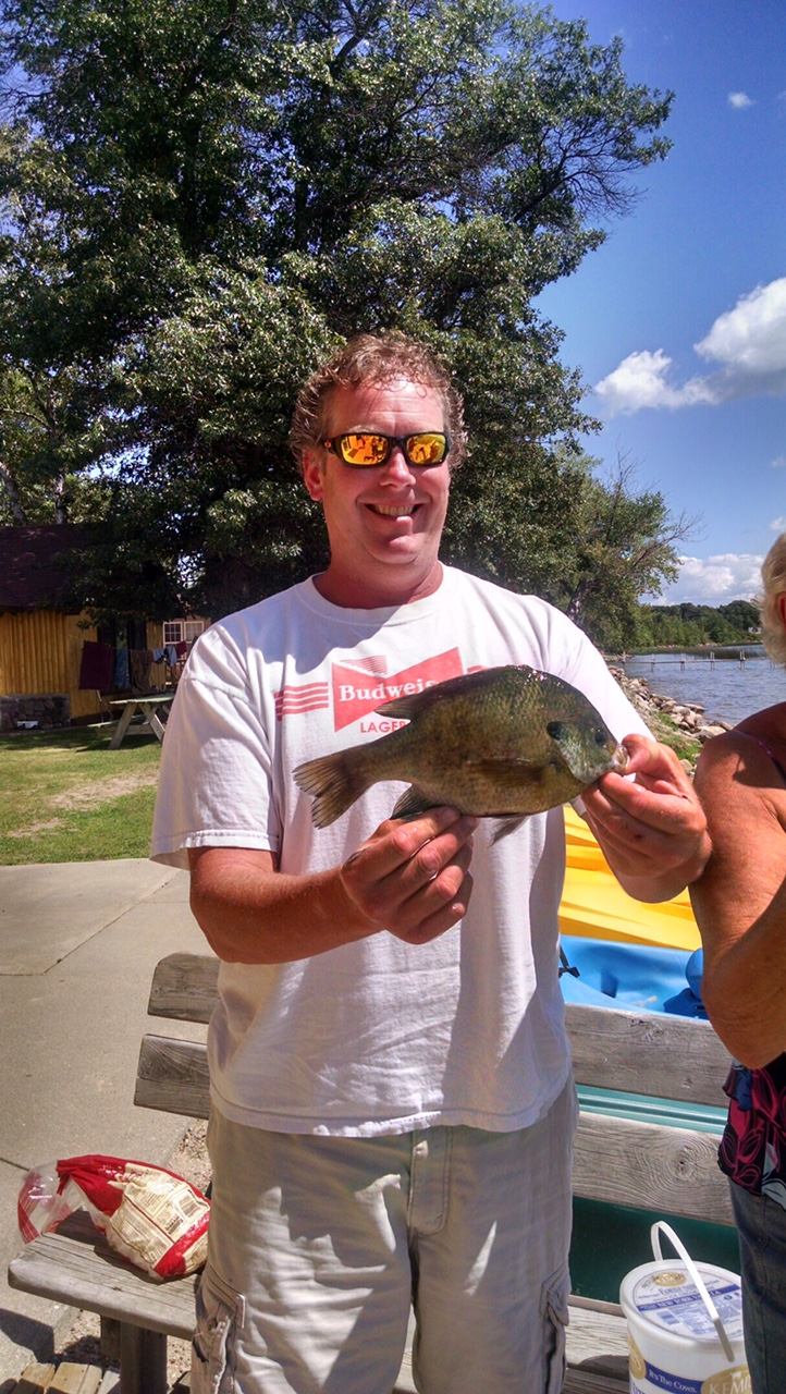 Randy's Bluegill - July 2016
