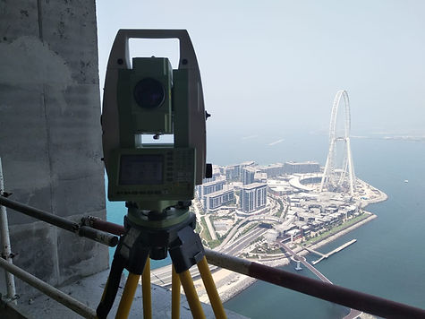 Dubai Marina - AsBuilt Verification - Le