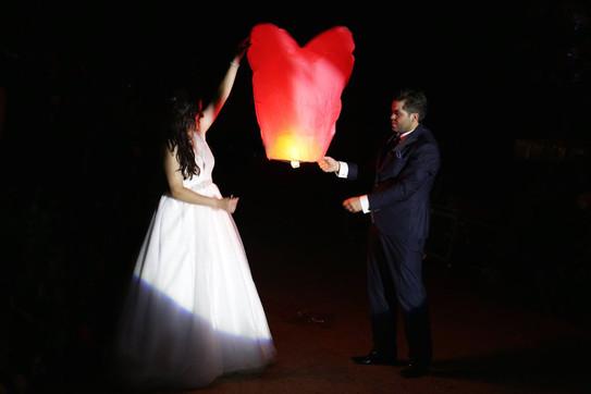 Quinta da Telhada- Lançamento do balão