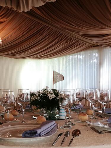 Salão de casamento da Quinta da Telhada