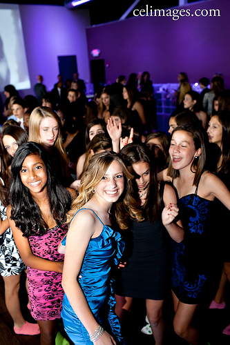 Bat Mitzvah at Club Vibe