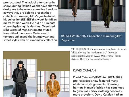 Milan Fashion Week Kicks Off!